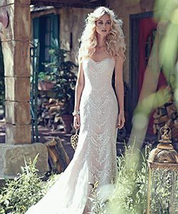 WEDDING DRESSES PRONOVIAS MAGGIE SOTTERO
